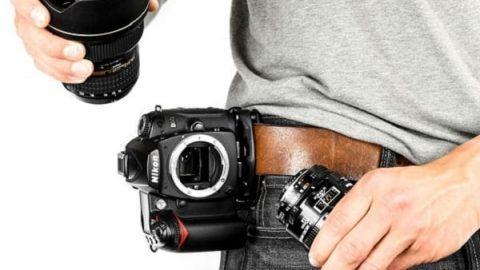 گیره نگهدارنده دوربین!