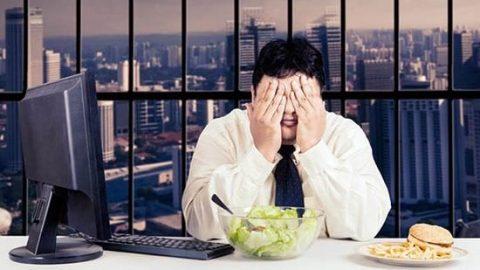 چرا استرس باعث چاقی می شود؟