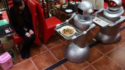 تحول رستوران داری با تکنولوژی!