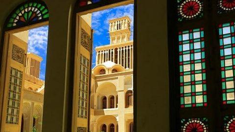 یکی از زیباترین خانه های تاریخی کشور!