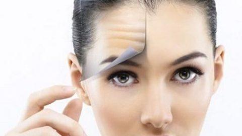 روش های خانگی برای از بین بردن خطوط صورت