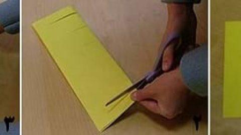 کاردستی فانوس کاغذی