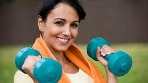 چگونه با ورزش بیش تر وزن کم کنیم!