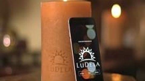 اولین شمع هوشمند جهان با قابلیت تنظیم از طریق موبایل!