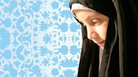 حجاب از دیدگاه یک تازه مسلمان شده (ویدئو)