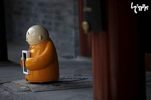 ربات راهب (1)