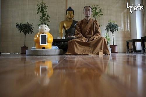 ربات راهب (3)