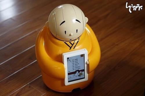 ربات راهب (5)