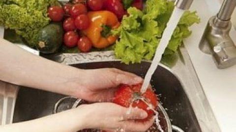 فرمول جادویی برای شستوشوی میوههای نوروزی