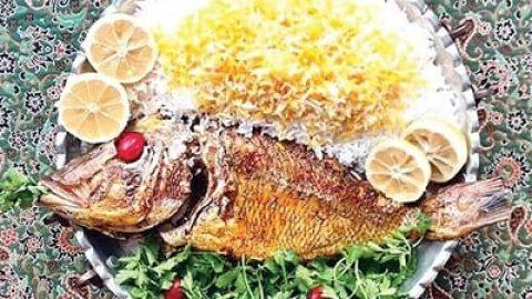 ماهی شکم پر؛ اجرای سنت چهارشنبه سوری