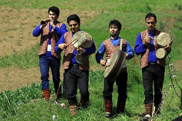 مراسم نوروز خوانی، آئین مژده بهار برای ایرانیان