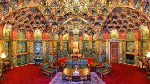 هتل عباسی؛ زیباترین هتل خاورمیانه