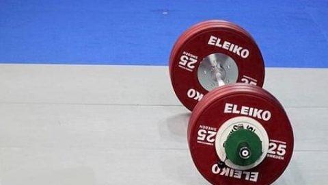مسابقات وزنهبرداری جام فجر
