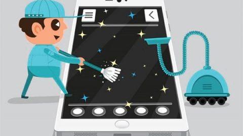 چگونه اطلاعات را برای همیشه از حافظه تلفن همراه پاک کنیم؟