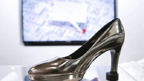Zhore-Tech از تکنولوژی پاشنه قابل تنظیم کفش زنانه می گوید!