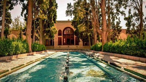 باغ فین، نمونه ای بی نظیر از باغ ایرانی(۴)