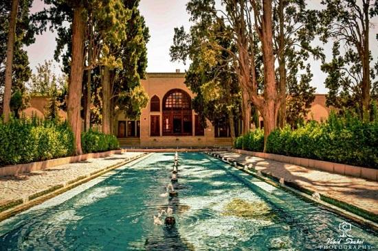 باغ فین، نمونه ای بی نظیر از باغ ایرانی(4)