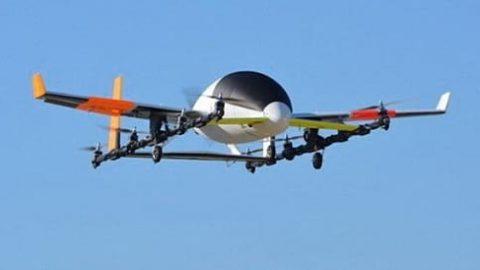 """""""اوبر"""" تا ۲۰۲۰ تاکسی پرنده میسازد!"""