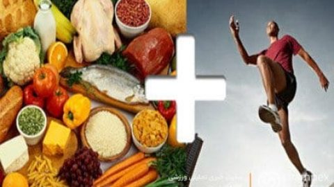 سه ماده غذایی مفید برای ورزشکاران
