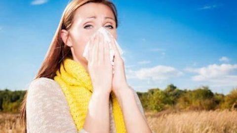 حساسیت فصلی، سرماخوردگی و عفونتها را افزایش میدهد