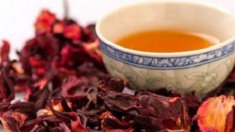درمان آکنه با چای قرمز!