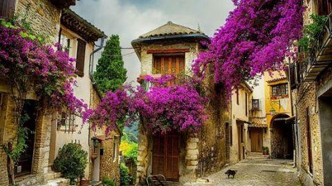 ۲۲ روستای افسانه ای و زیبا که باور نمی کنید واقعی باشند!
