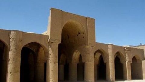 مسجد تاریخانه!
