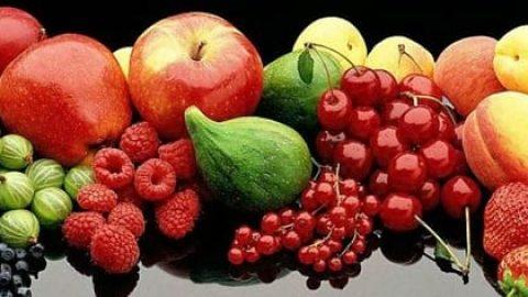 سلامتی با میوه های بهاری