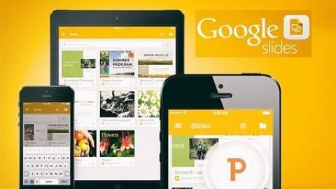 دانلود Google Slides؛ اسلاید بسازید