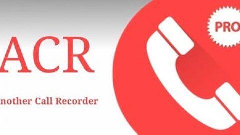 دانلود Call Recorder ACR؛ بهترین نرم افزار ضبط مکالمات