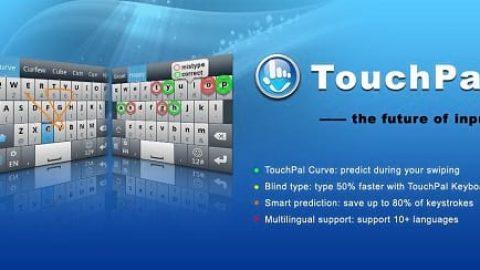 دانلود TouchPal Keyboard؛ پر امکانات ترین کیبورد برای گوشی های هوشمند