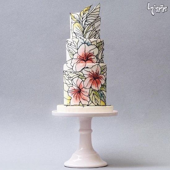 کیک های زیبا (1)