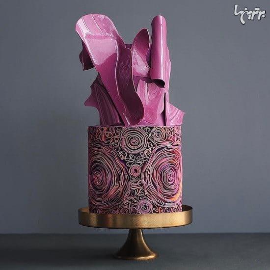 کیک های زیبا (2)