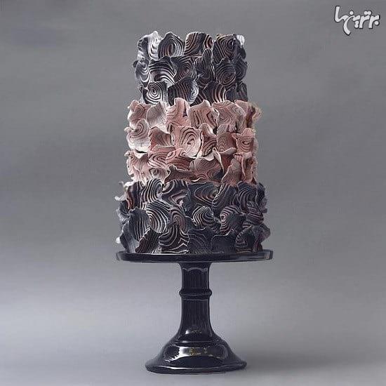 کیک های زیبا (4)