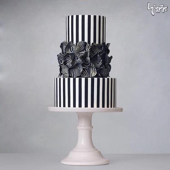 کیک های زیبا (6)