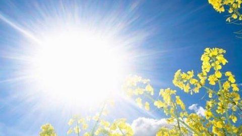 مراقب اشعه خورشید باشید