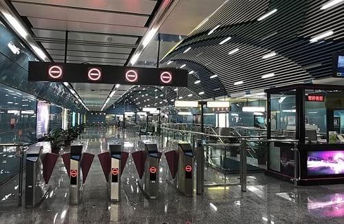 ایستگاه مترو در ناکجاآباد (2)