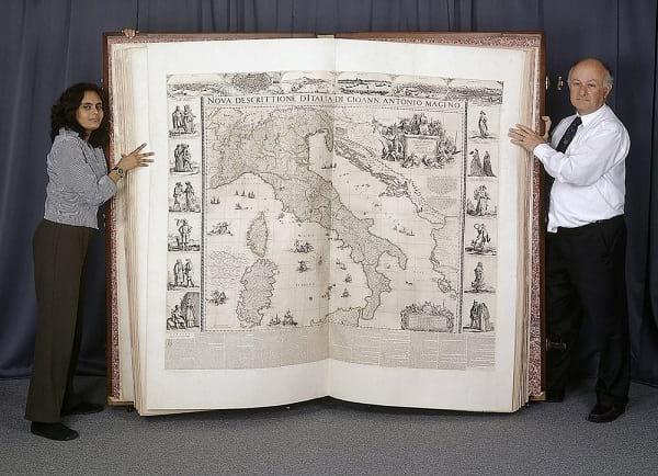 بزرگ ترین کتابخانه دنیا (3)