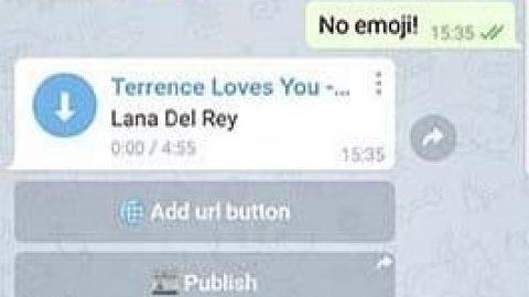 چگونه در تلگرام موزیک را به voice تبدیل کنیم؟