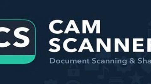 تبدیل گوشی به اسکنر با دانلود CamScanner
