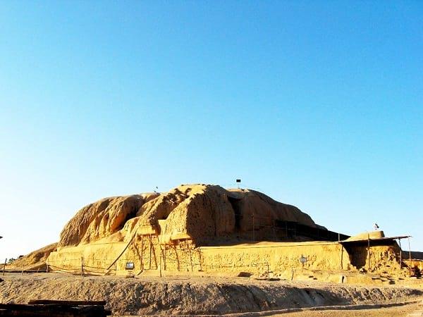 تپه سیلک، قدیمی ترین خاستگاه تمدن بشری!(7)