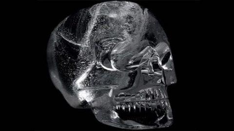 کشف جمجمه های کریستالی در بقایای تمدن باستانی