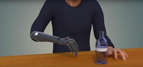 دست مصنوعی دوربین دار (3)