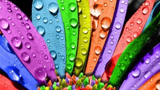 روانشناسی رنگ ها!