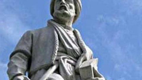 کسی که ایران و زبان فارسی مدیون اوست