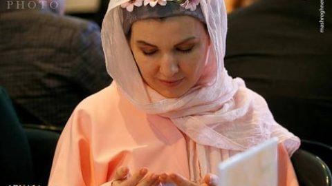 سفره افطاری مسلمانان روسیه در ماه مبارک رمضان