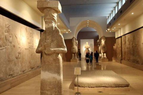 انتخاب موزه برتر در هفته میراث فرهنگی