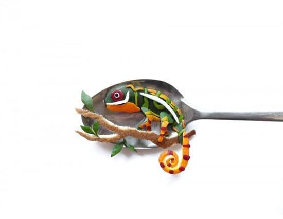 هنرنمایی با غذا (11)