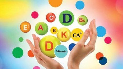 پنج علامت کمبود ویتامین که در چهره پدیدار می شود