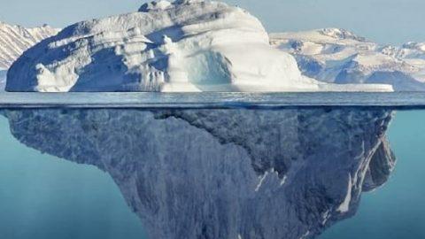 بررسی برنامه رؤیایی امارات برای انتقال کوه یخی عظیم از قطب جنوب!
